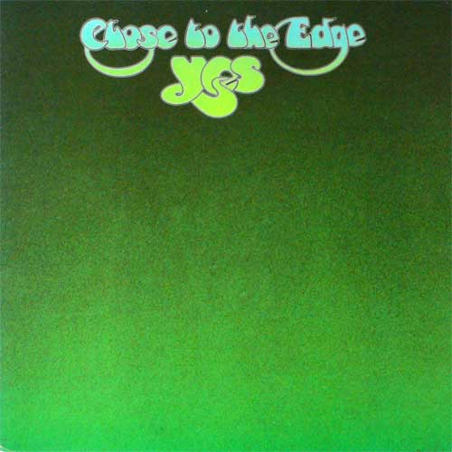Image result for yes band albums close to the edge